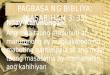 Filipino talahanayan ng buhay, ginawa, at mga sinulat ni