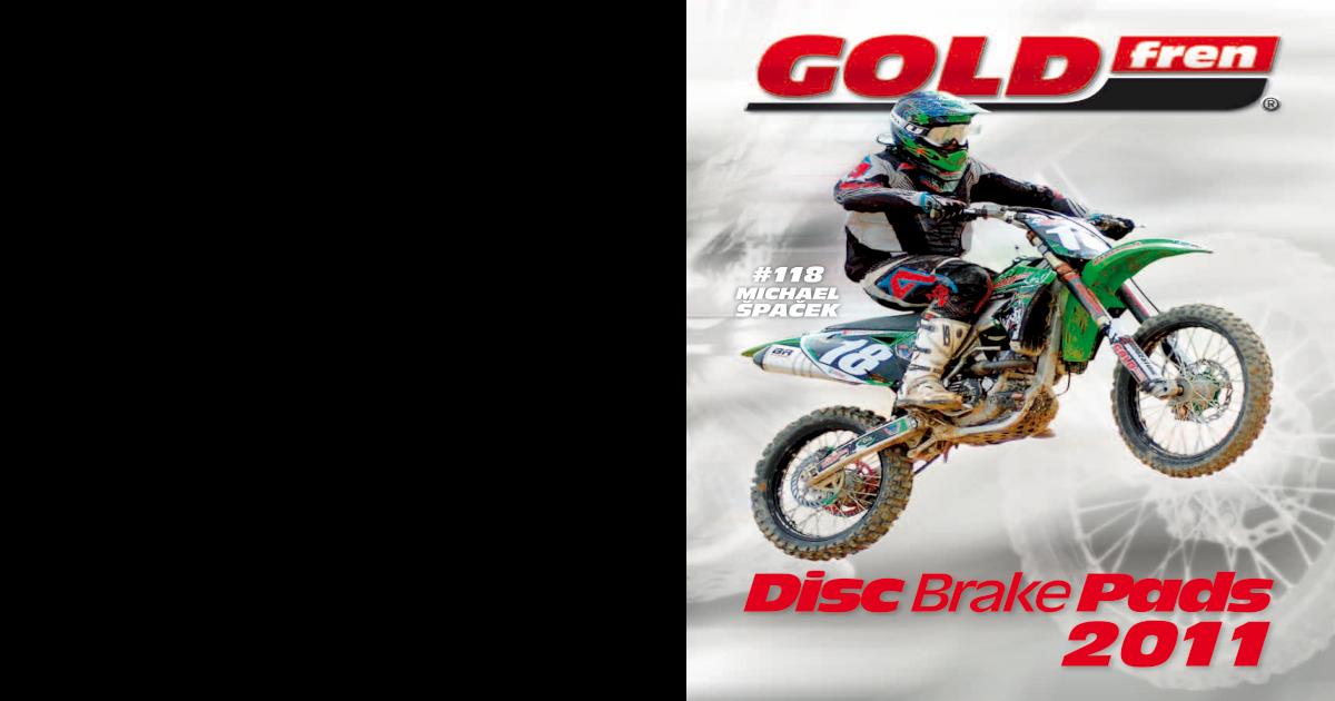 1990-2001 Fits Honda CR250R CR250 Severe Duty Rear Brake Pads Motocross Brakes