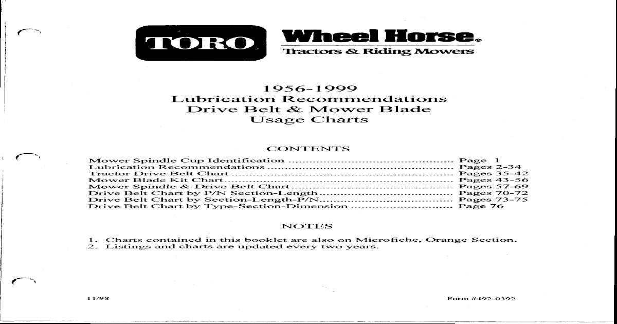 Wheel Horse Drive Belt 114895 520H 518H 516H 416H 310-8 312-8 416-8 520-8