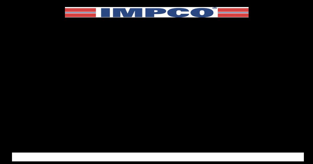 IMPCO P3-2 IDLE ADJUSTMENT PLUG CA300 MIXER CARBURETOR COVER