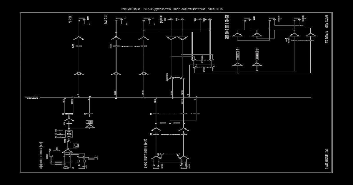 Behringer Xenix 1202 Schematic