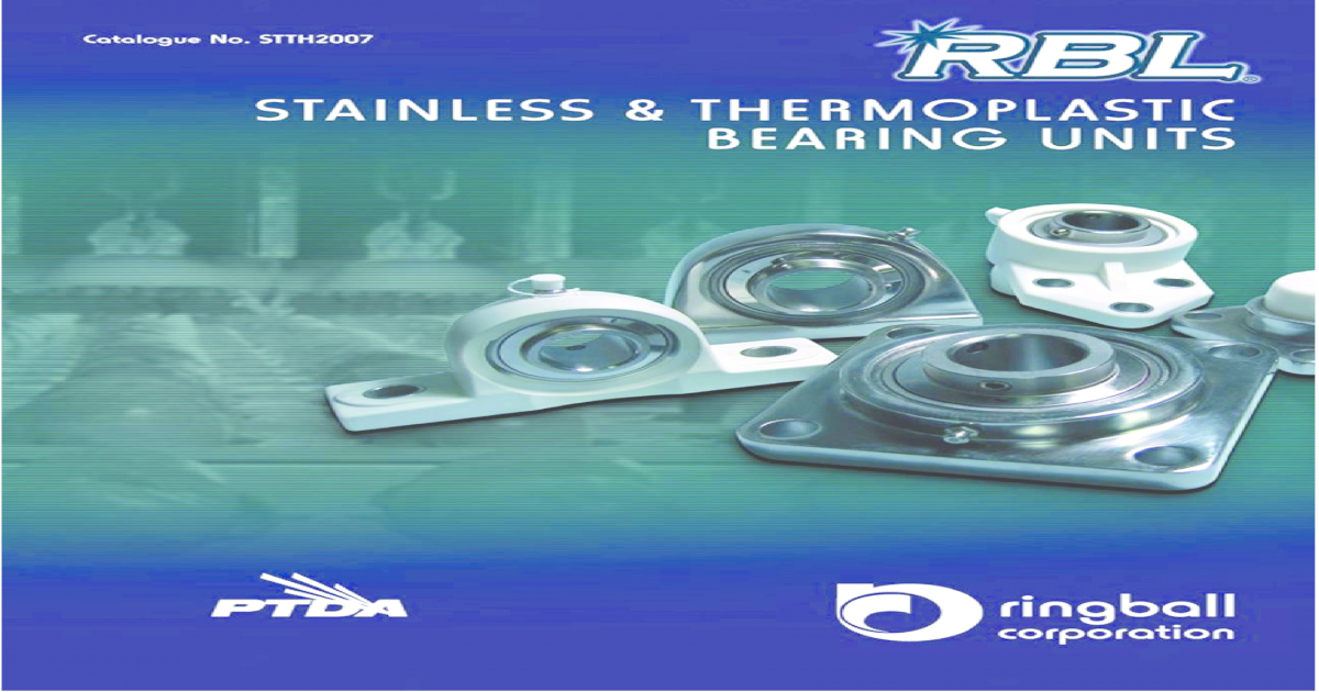 """SUCSF206-18 1-1//8/"""" Stainless Steel 4 Bolt Flange Bearing"""