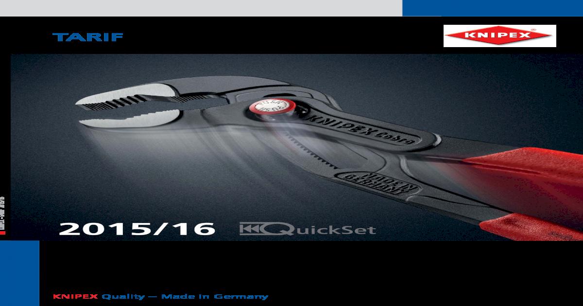 KNIPEX 22 02 160 Pince /à becs ronds noire atramentis/ée avec gaines bi-mati/ère 160 mm