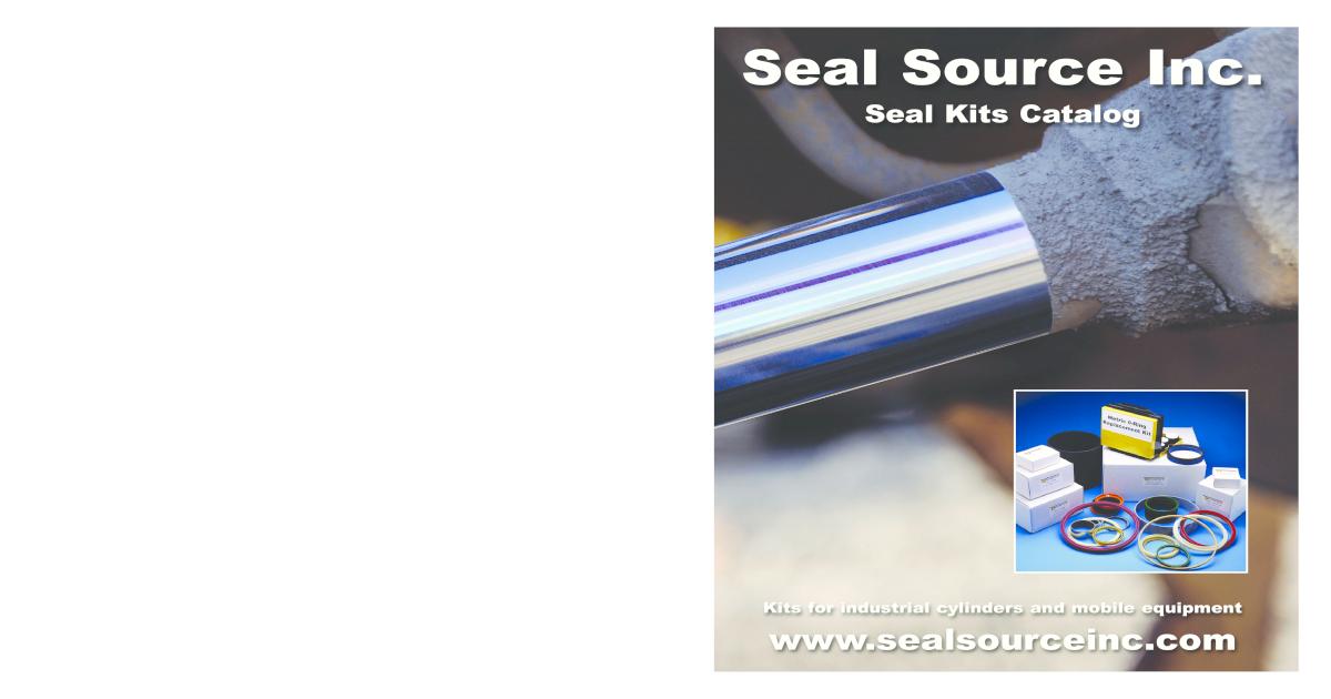 0933045 Blade LH RH Cylinder Seal Kit Fits Caterpillar 307