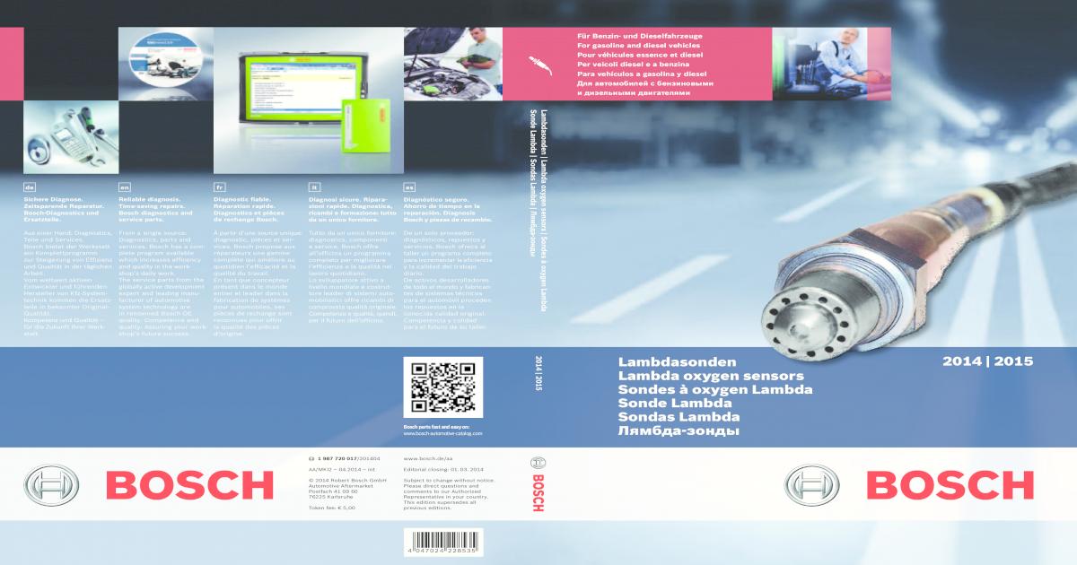 Sensore per Carburante Pressione Carburante Pressione sonda BOSCH 0 281 002 942