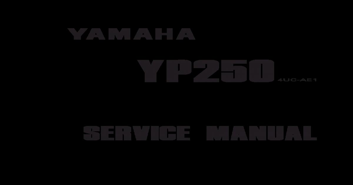 131215426-Yamaha-YP250-Majesty-Service-Manual-1995-1999 (1)