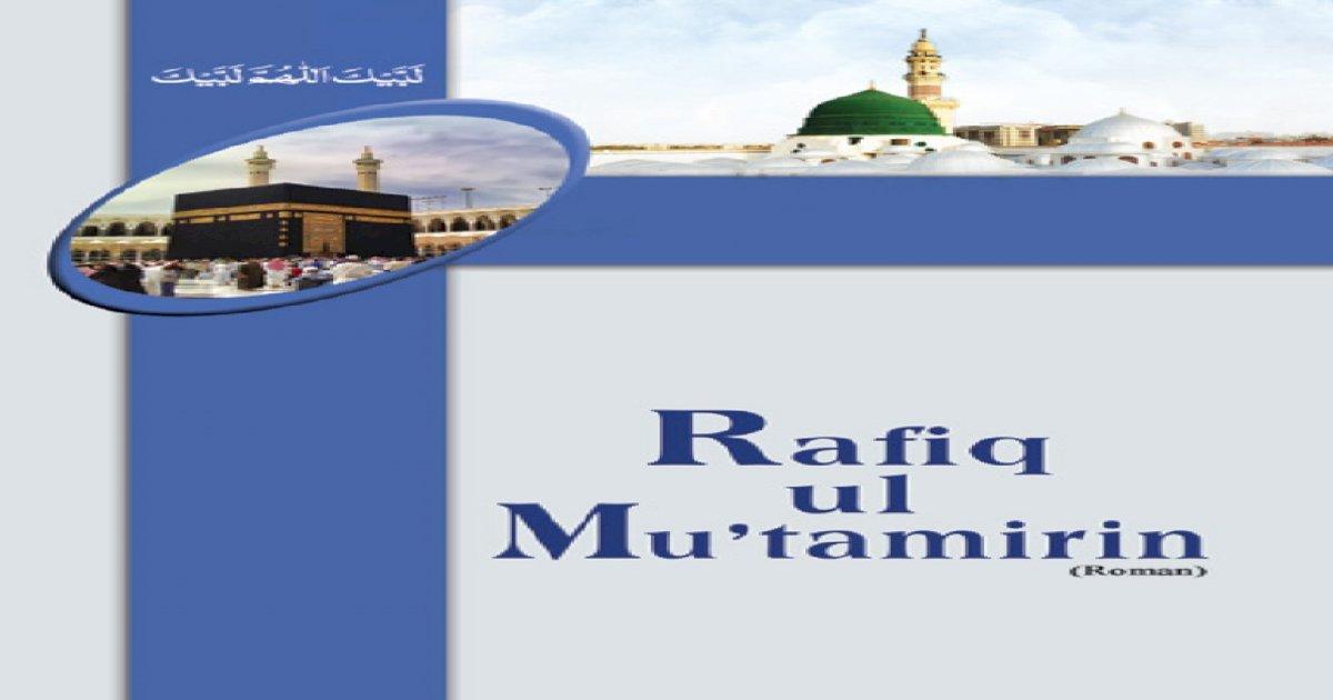 Rafiq ul Mutamirin,Roman Urdu main,