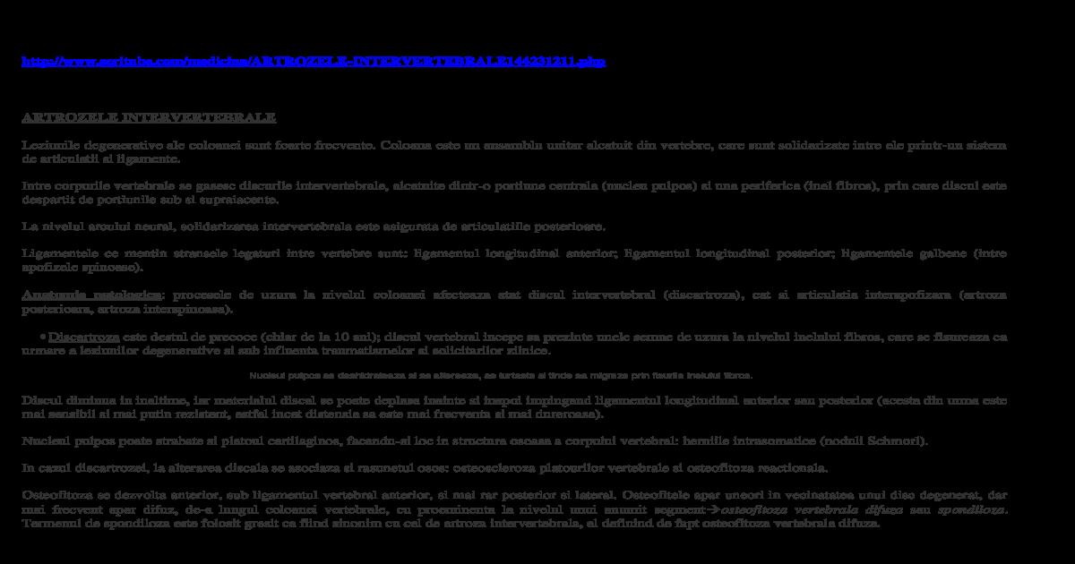 Tratamentul articulațiilor intervertebrale, Rosturi de unguent protector