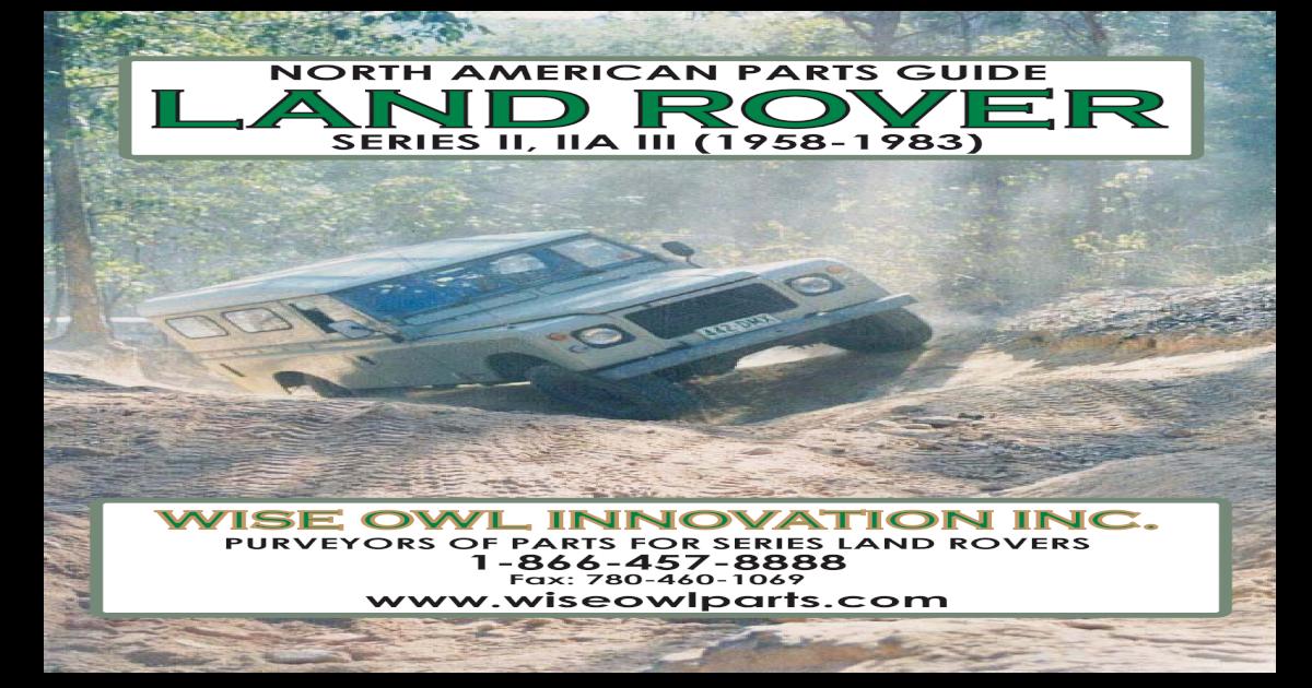 217361 x 20 Land Rover Series 1 /& 2 Steel Wheel Nut SET 9//16 BSF