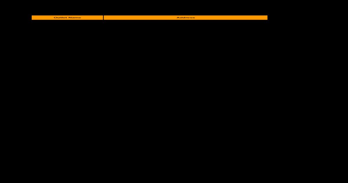 Accor List of Affiliates Nov07