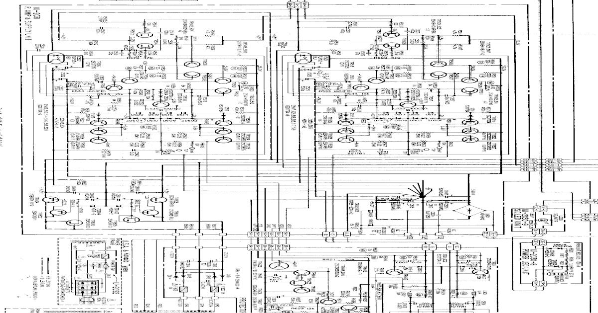 HiFi - Denon PMA-1060 schematic.pdf Dbx Schematic on