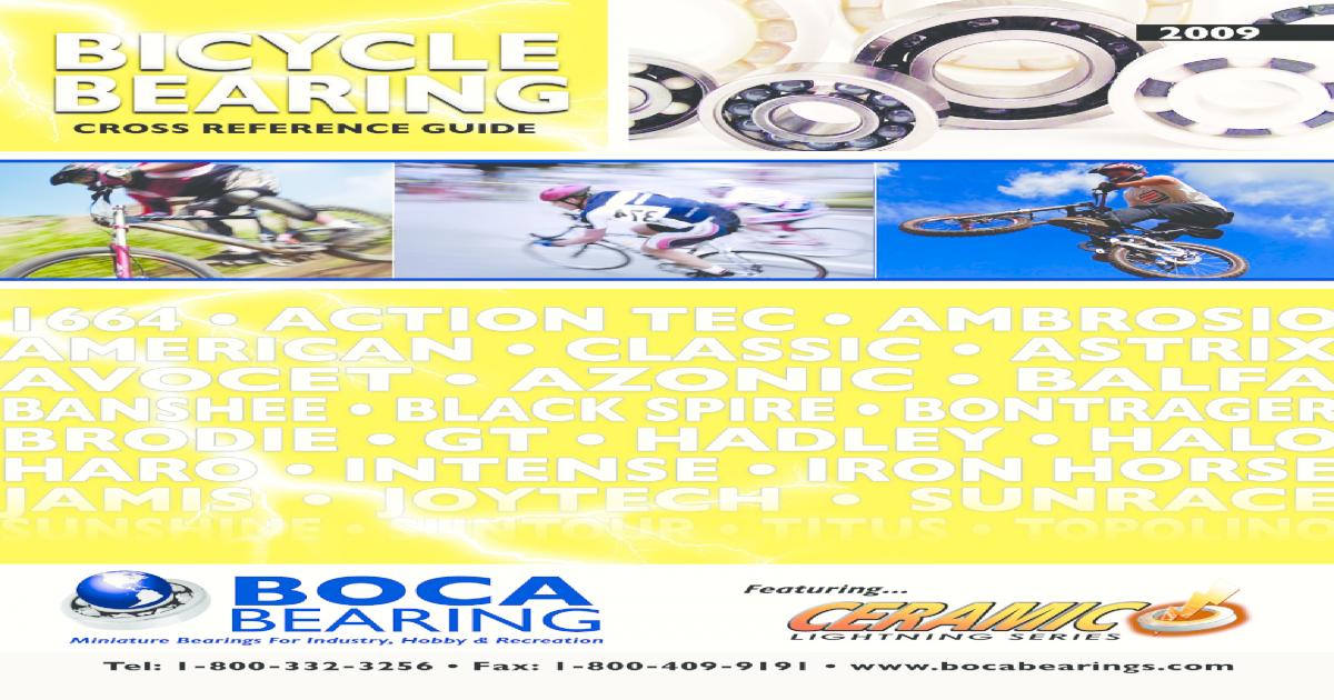 Catrike Speed Models Tadpole 2004-2006 Front Hubs Bearings 2 Wheels