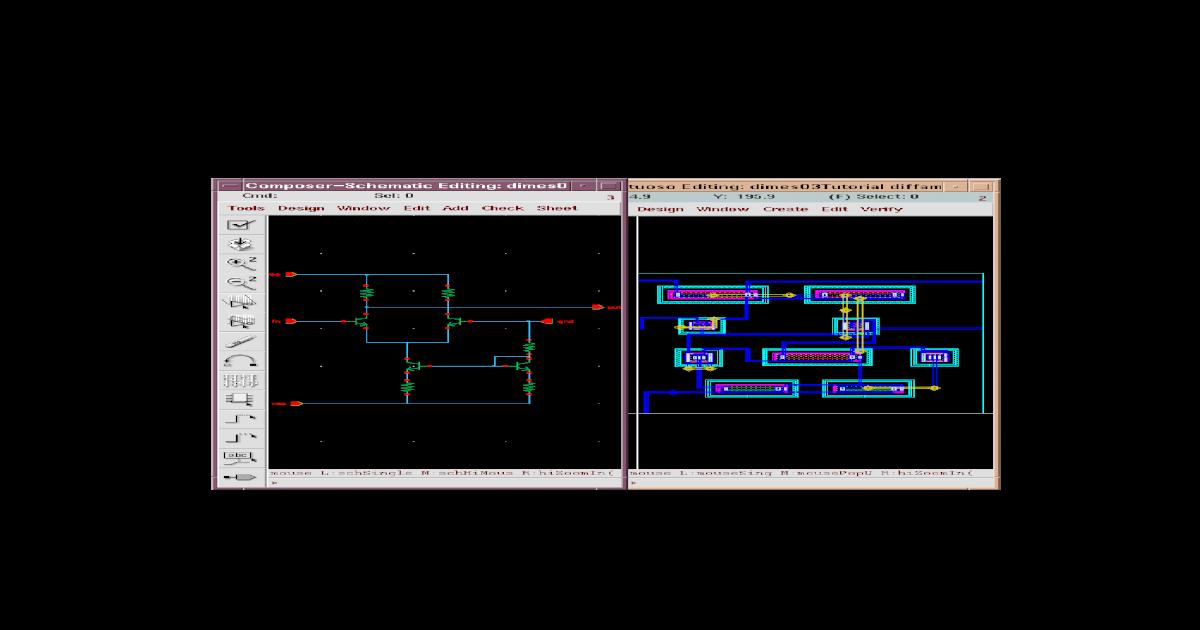 Cadence ICFB Design Tutorial
