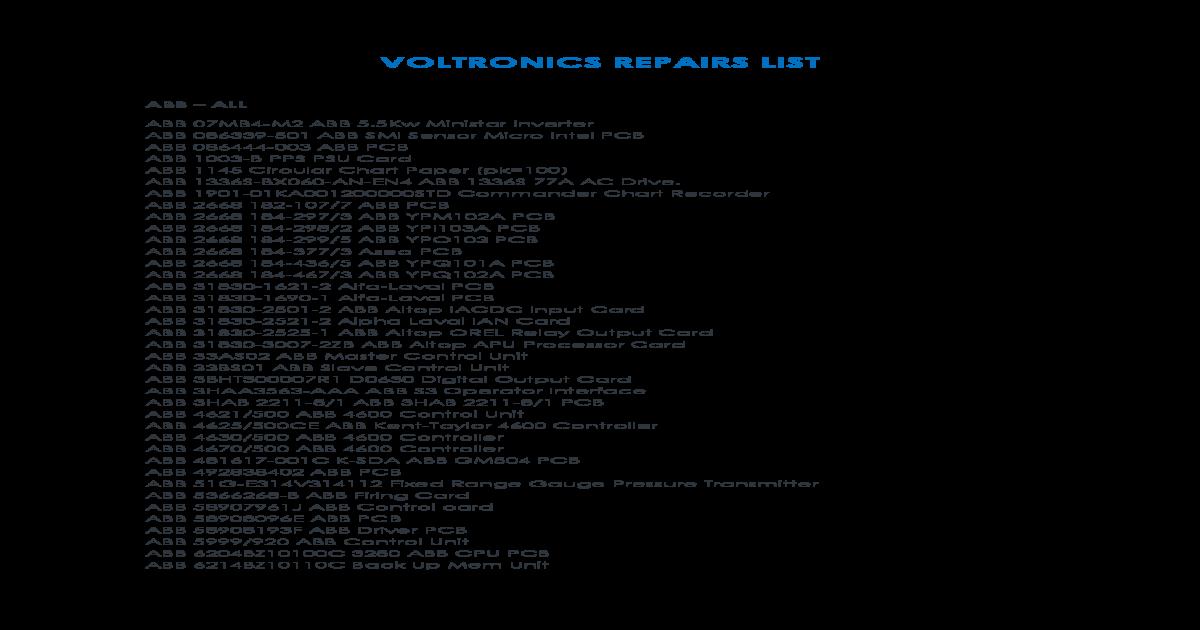 Control Technology Corp 2203SRC sourcing module 16 i//o