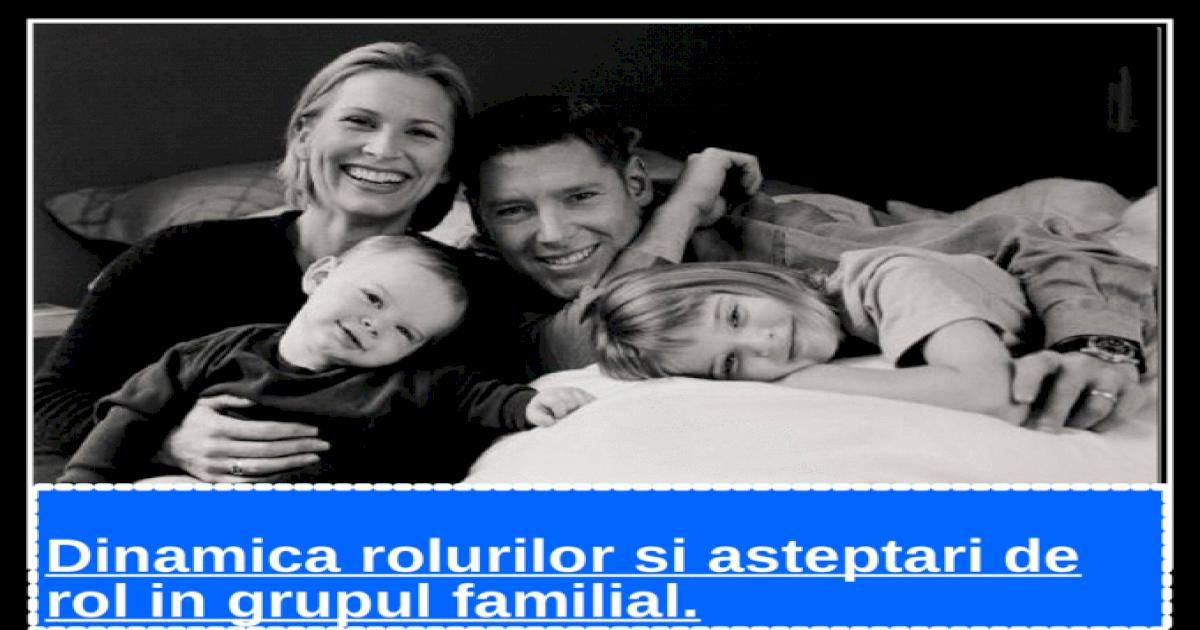 Societatea contemporana valorizeaza familia