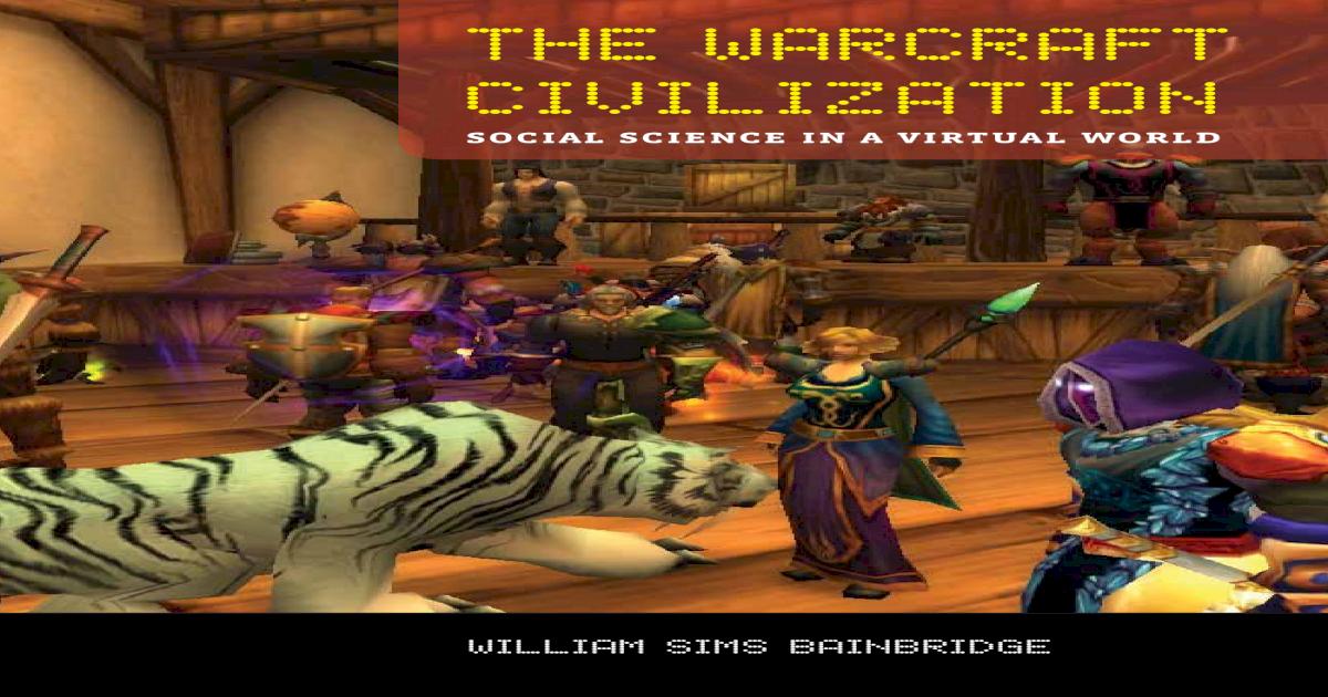 The Warcraft Civilization Book
