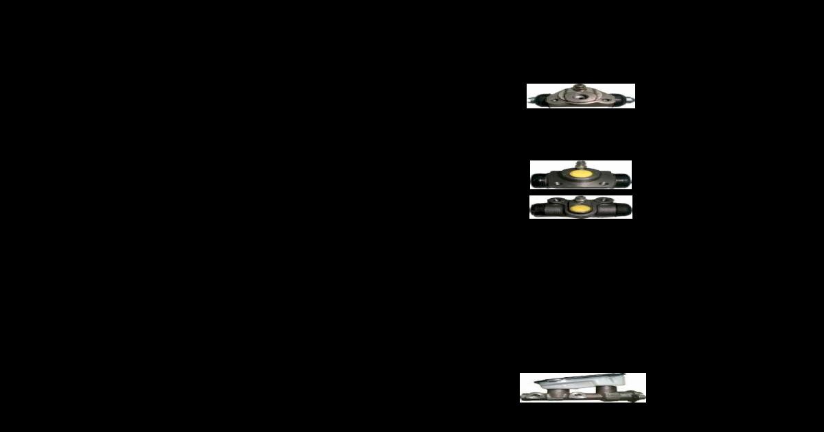 23775-40601 TCM FORKLIFT MASTER CYLINDER 23775-40501