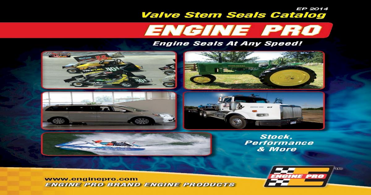 "16 Metal Body Viton Valve Stem Seals 11//32/"" x .502/"" Chevy Ford Chrysler AMC"