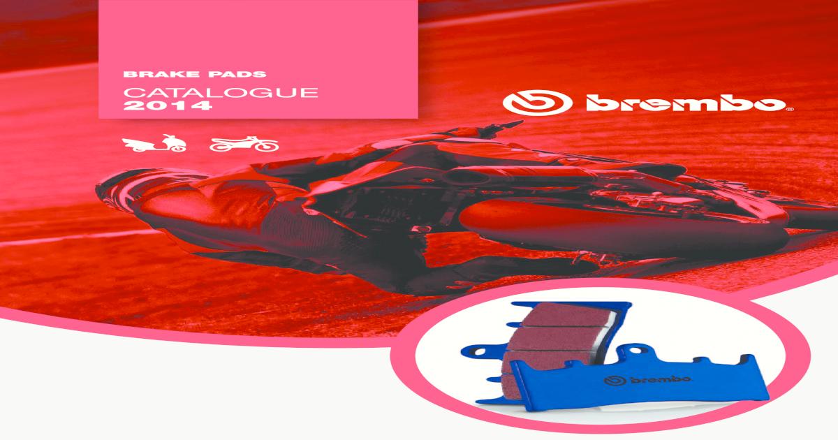 07075.XS Plaquettes Brembo Frein Arriere XS pour Honda SW-T 600 2011  2013