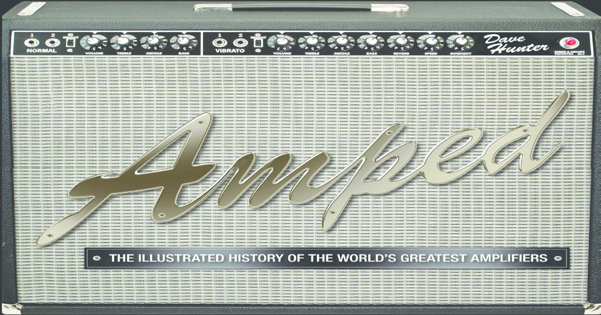 Amped - The Illustrated History of the World's Greatest