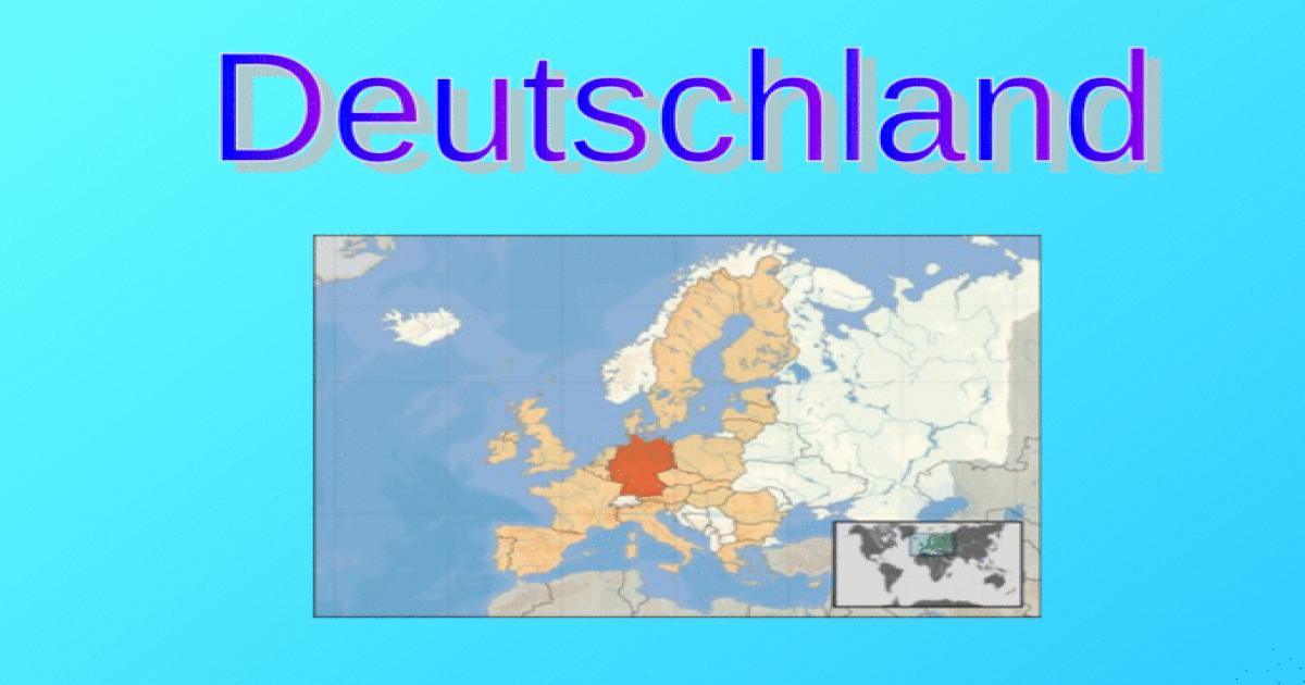Ist Die Bundesrepublik Deutschland Ein Souveräner Staat