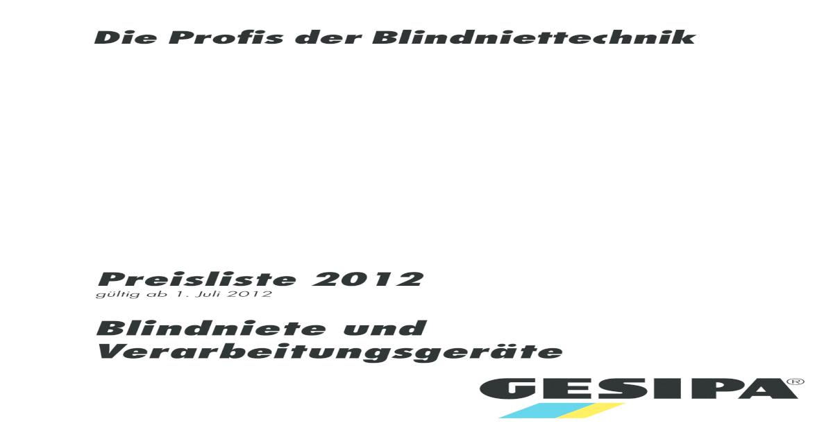 500 Blindnieten 4x30 Stahl//Stahl Flachkopf 4,0 Standard Nieten II.Wahl