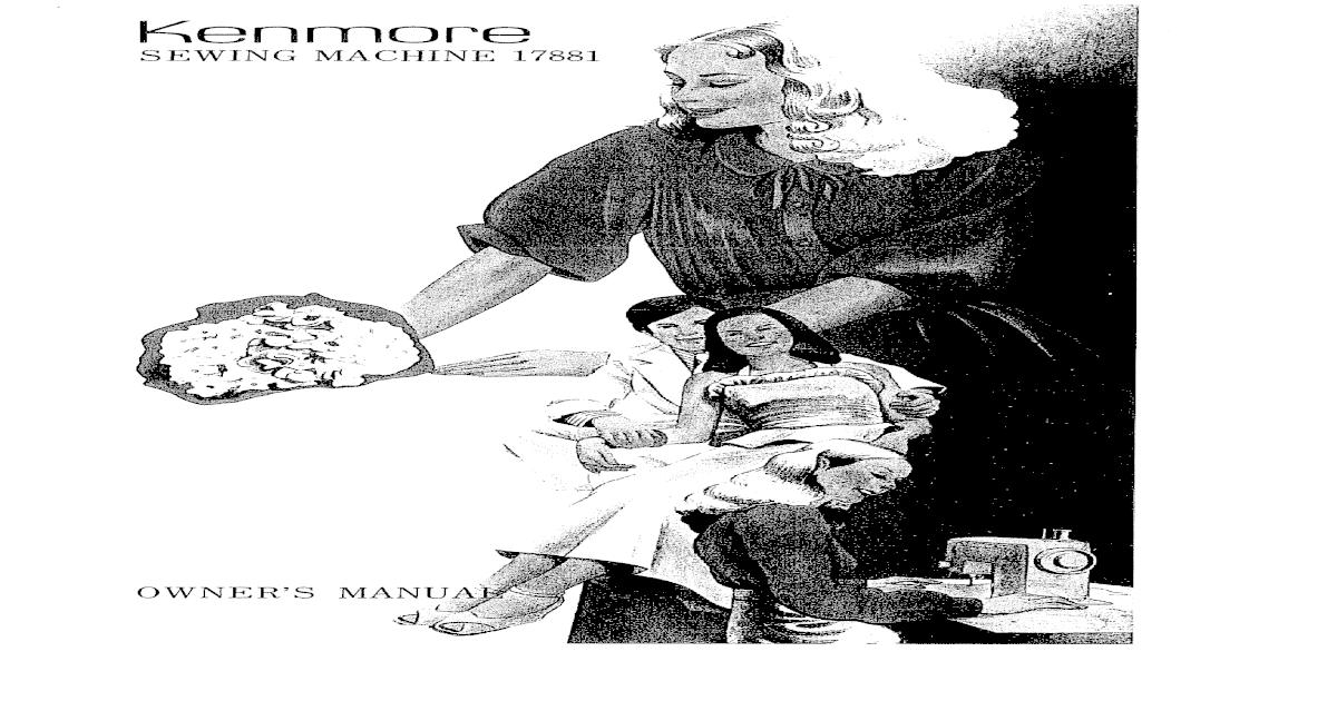 kenmore sewing machine.pdf