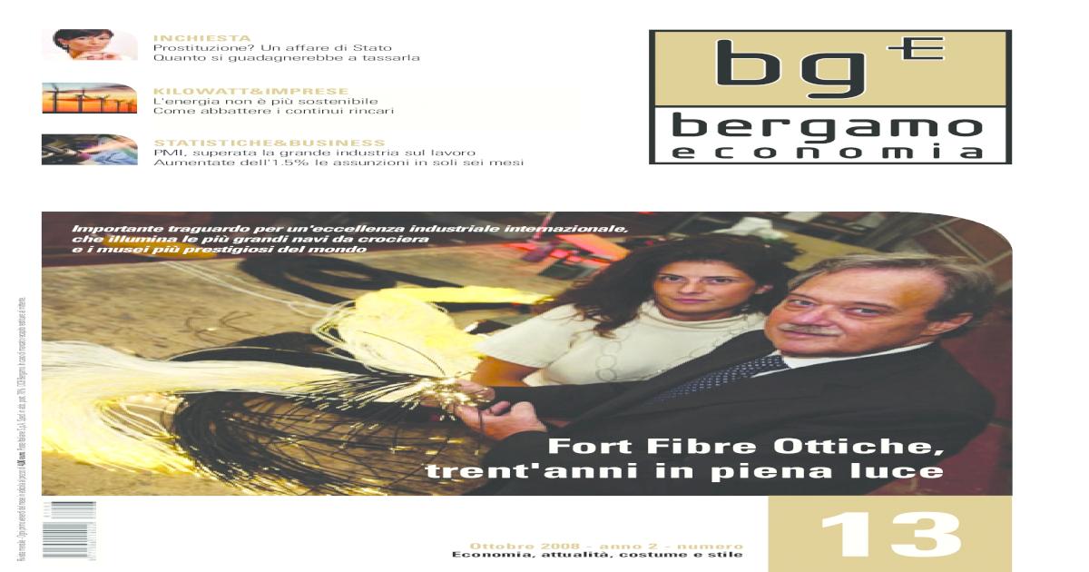 Bergamo Economia 13