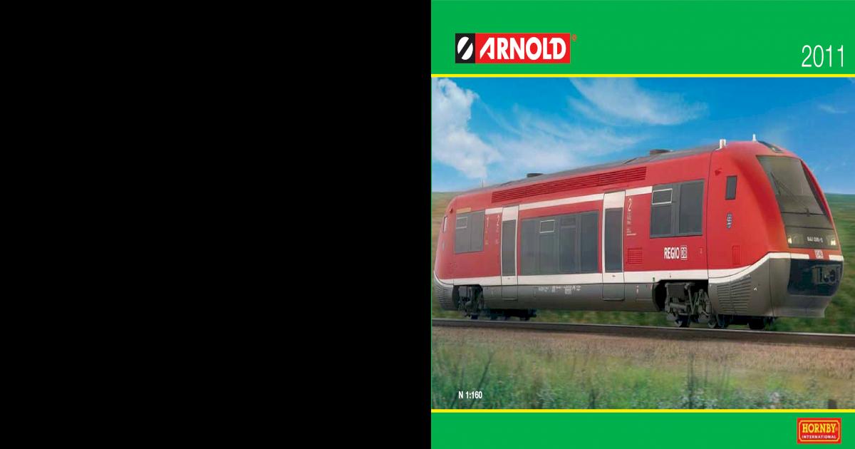 InterConnex Wagen-Set Arnold HN4089
