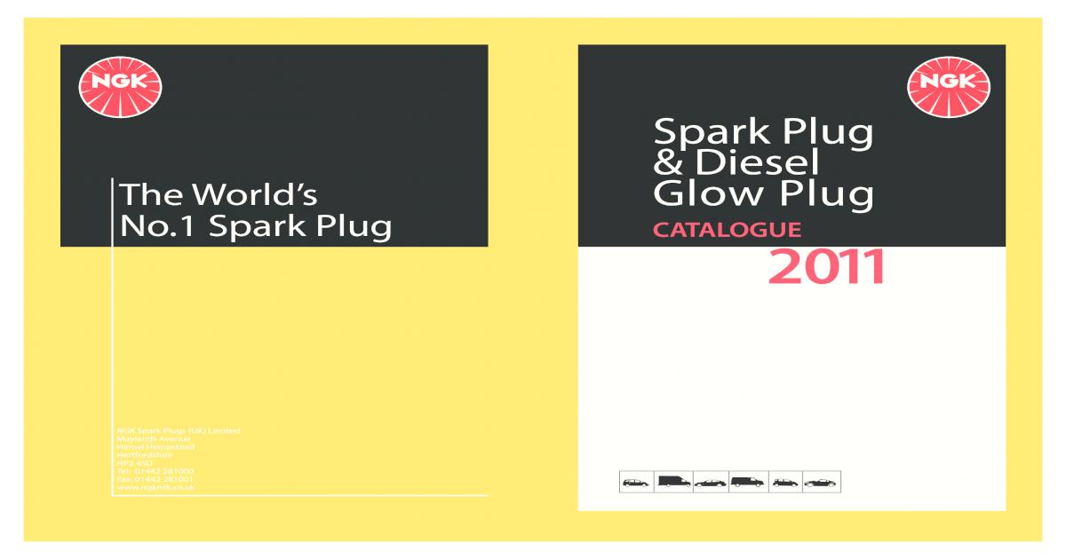 1x NGK Copper Core Spark Plug BKUR 6ET 6437