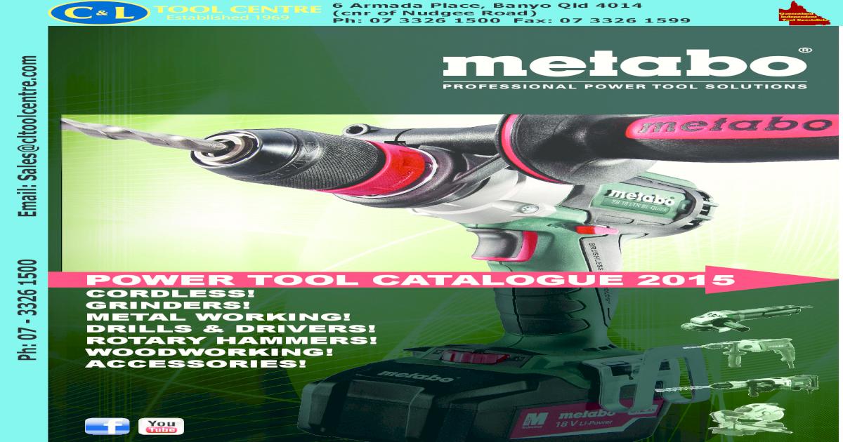 Metabo WE 22-180 110v 180mm Large Angle Grinder 2,200W