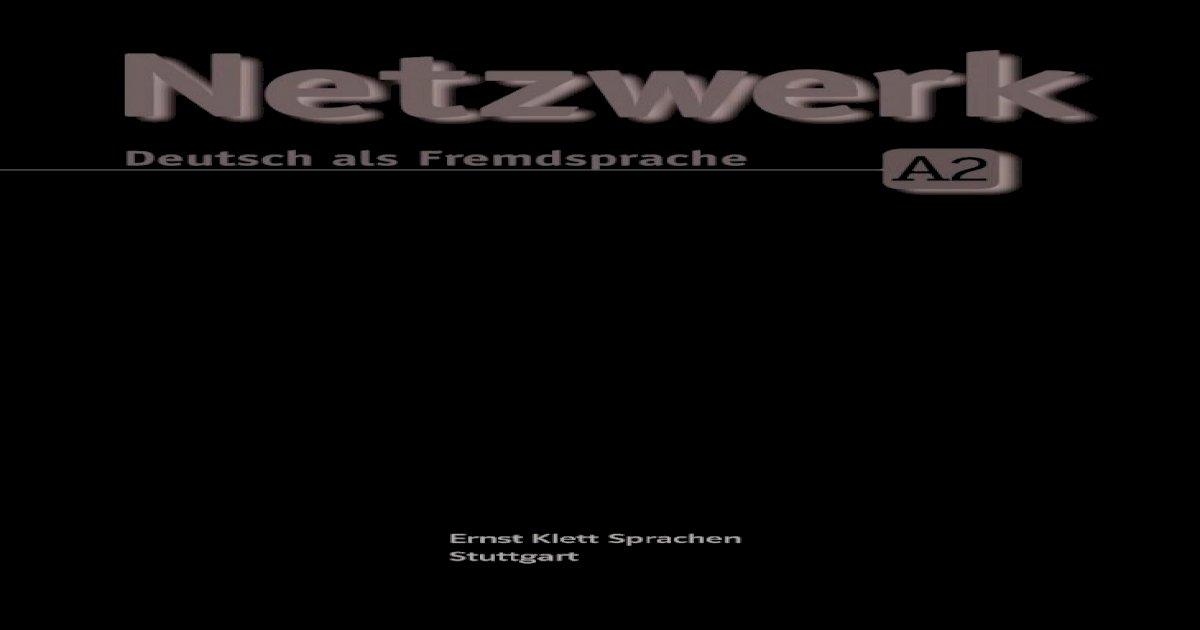 Netzwerk. Kurs- und Arbeitsbuch mit DVD und 2 Audio-CDs B1 ...