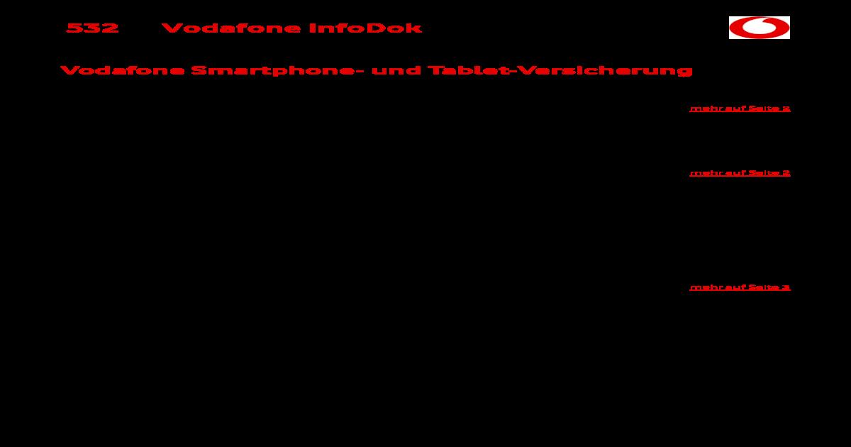 vodafone kundenbetreuung ratingen