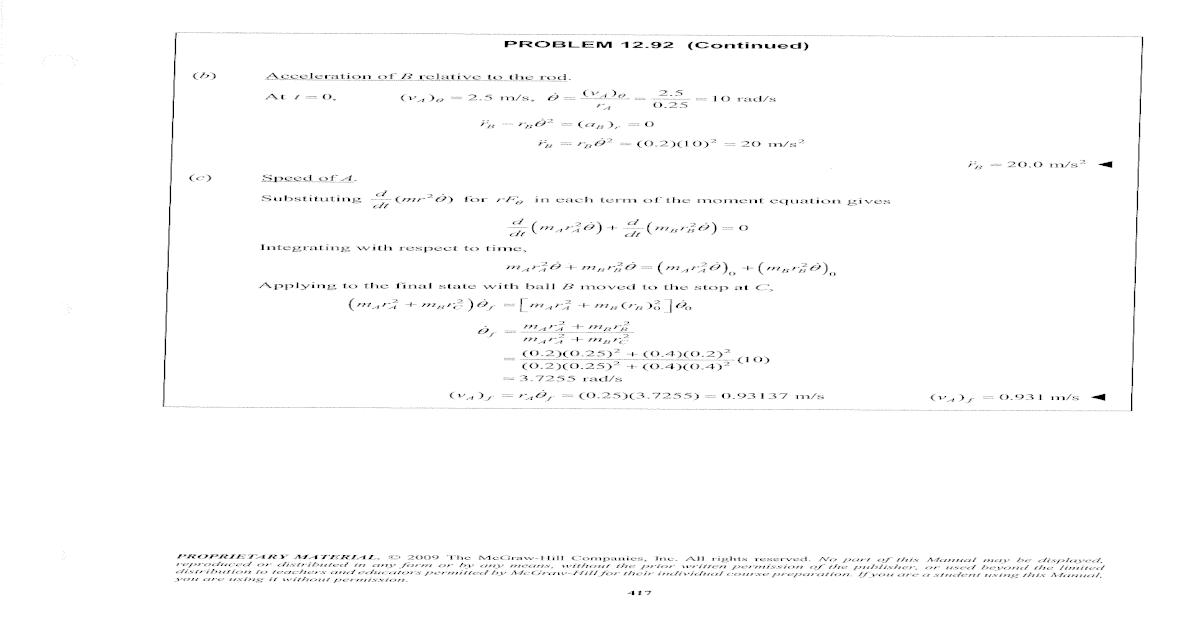 Beer dinamica solucionario- capp 12- 12.92 a 12.133