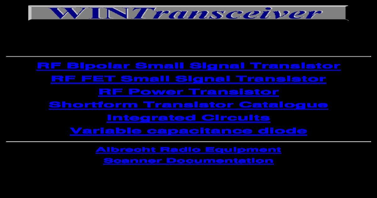 BC393 Transistor pnp 150V 0,1A 1,4W TO18