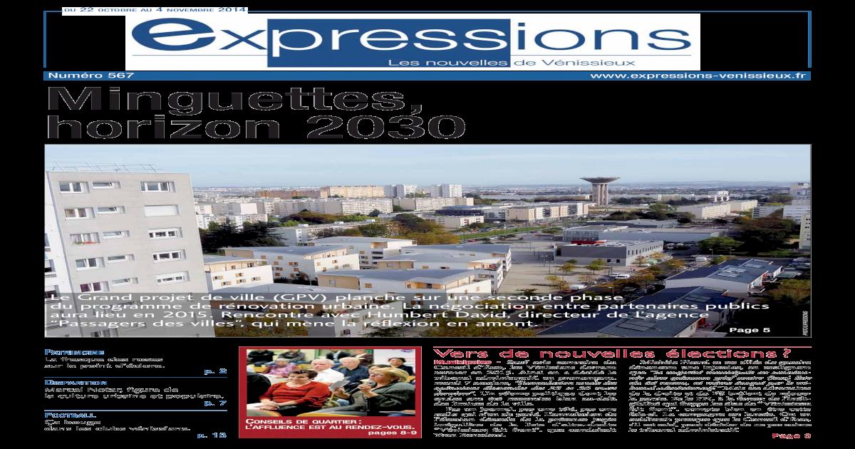 Expressions Numro 567