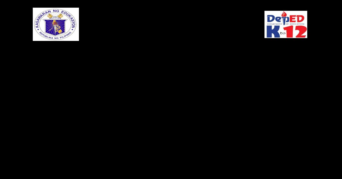 Araling Panlipunan Gabay Pangkurikulum Baitang 1-10