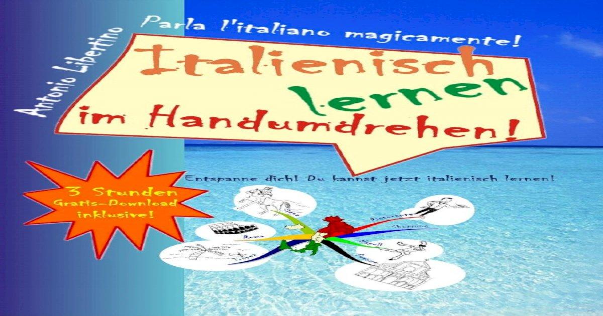 Arbeite viel italienisch ich auf ich arbeite