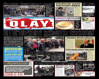 07 02 2013 Gazete Sayfalar