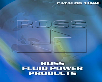 Ross Controls W6057B2417 W60 Series Valve 5//3 Double Open Center Pressure Controlled Non-Locking Manual Override Spool and Sleeve Standard Temp ISO 5599//I ISO Size 1