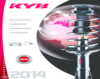KYB S6722 Shock
