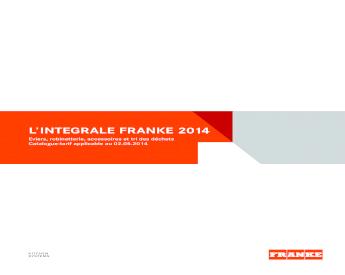 Franke Galassia GAT110-45 Inox Microdekor/®