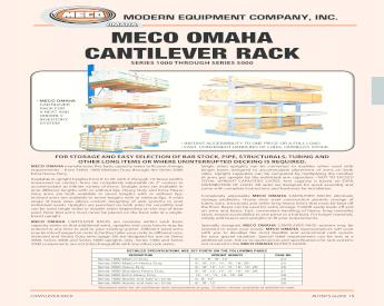 30 Length 10 Height 10 Width 30 Length Meco Omaha IA30L Series 3000 10 Width 10 Height