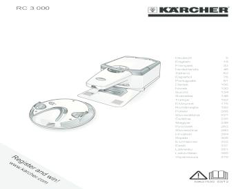 KÄRCHER 5 original Filtertüten Staubbeutel  6.904-257.0