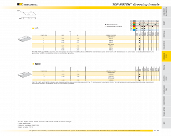 CDHBS4T002 CDHB 12 06 05 5 Kennametal carbide inserts CDHB120605 K313