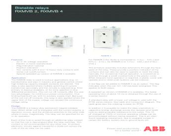 abb rxmvb wiring diagram 4 1mrk508016 ben d en bistable relays rxmvb 2 and rxmvb 4  bistable relays rxmvb 2 and rxmvb