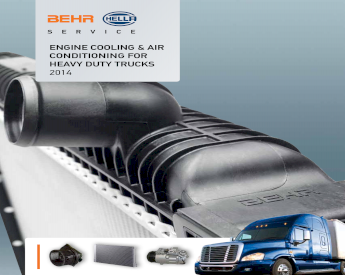 Behr Hella Service 351336231 Expansion Valve Volvo Truck