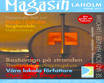 Magasin Laholm sommar 2013 by MacMedia - issuu