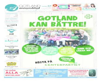 Gotlandsguiden 2012 by Gotlandsguiden - issuu