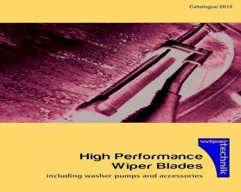 V S80 Windscreen Wiper Blades x 2 Front Set Fits to REG ; 1998-2004